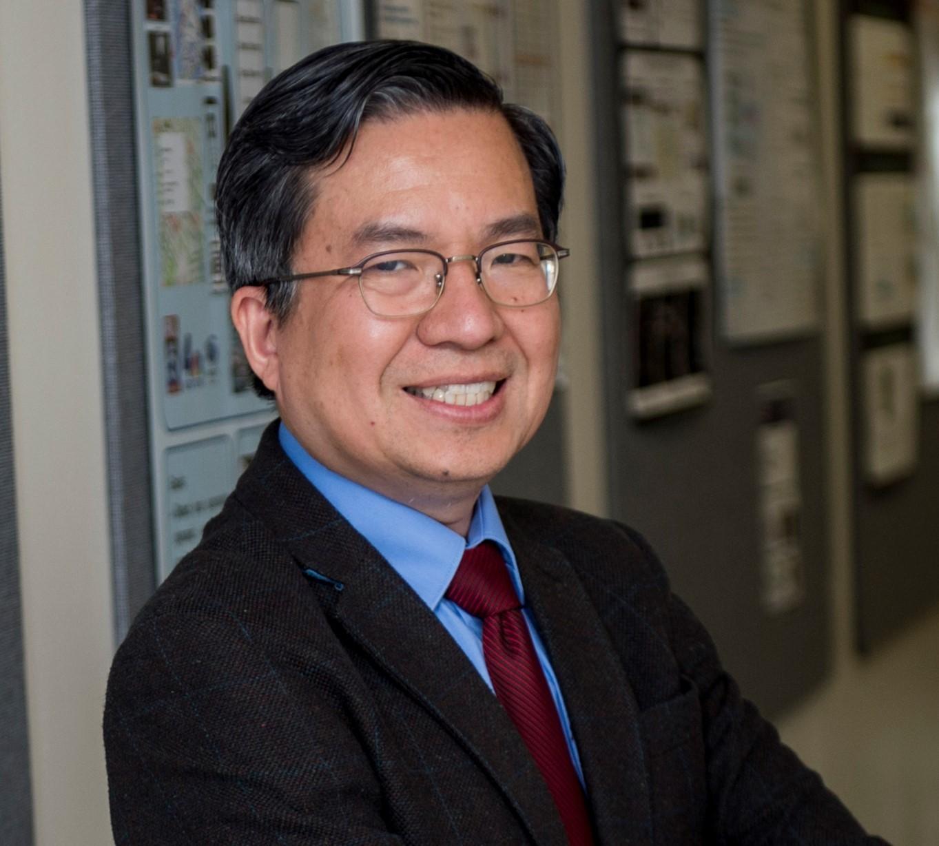 photo of Shih-Fu Chang