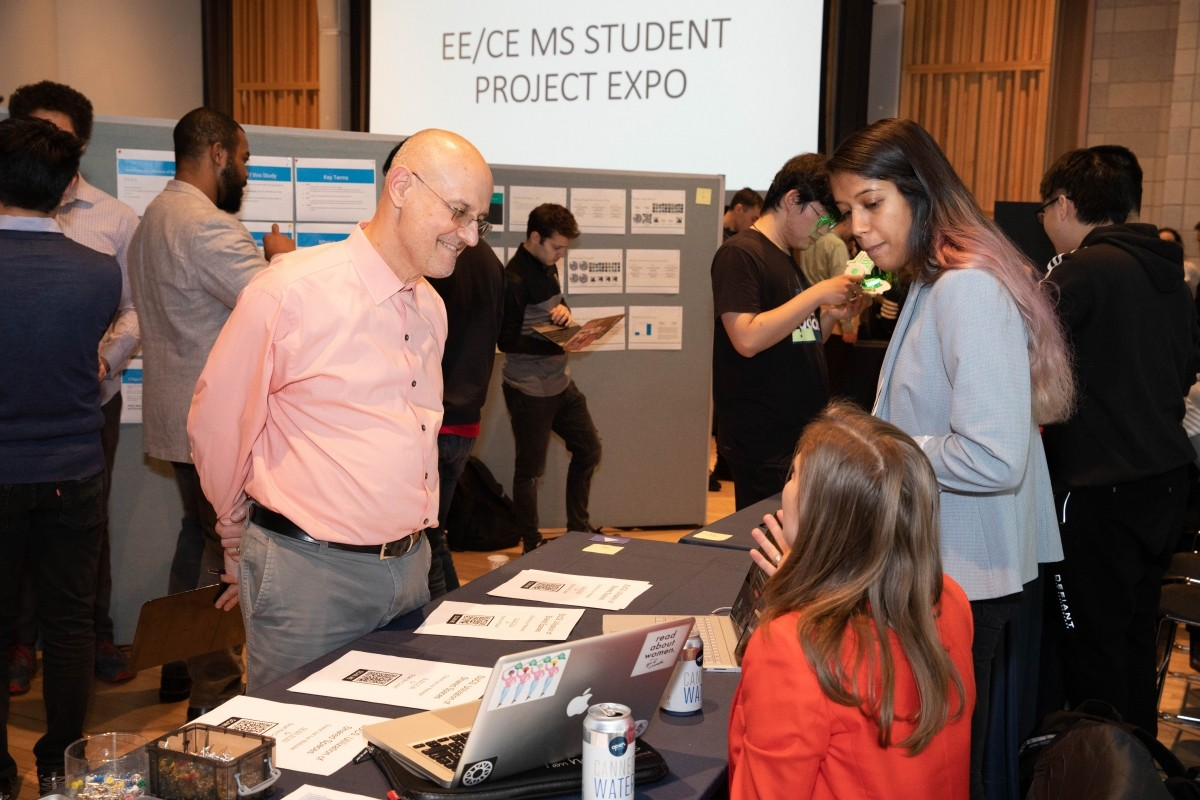 2019 EE/CE MS Student Project Expo