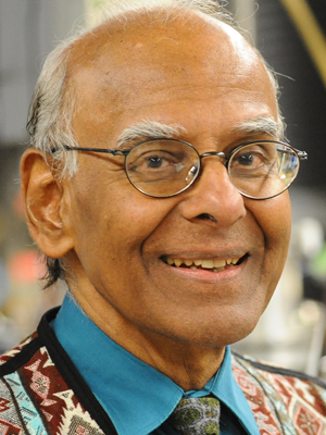 photo of Amiya K. Sen (1929-2018)