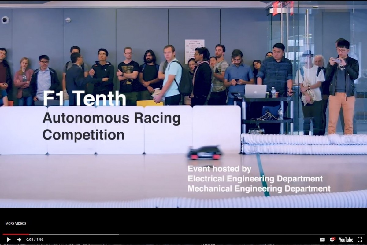 Autonomous Racing Competition