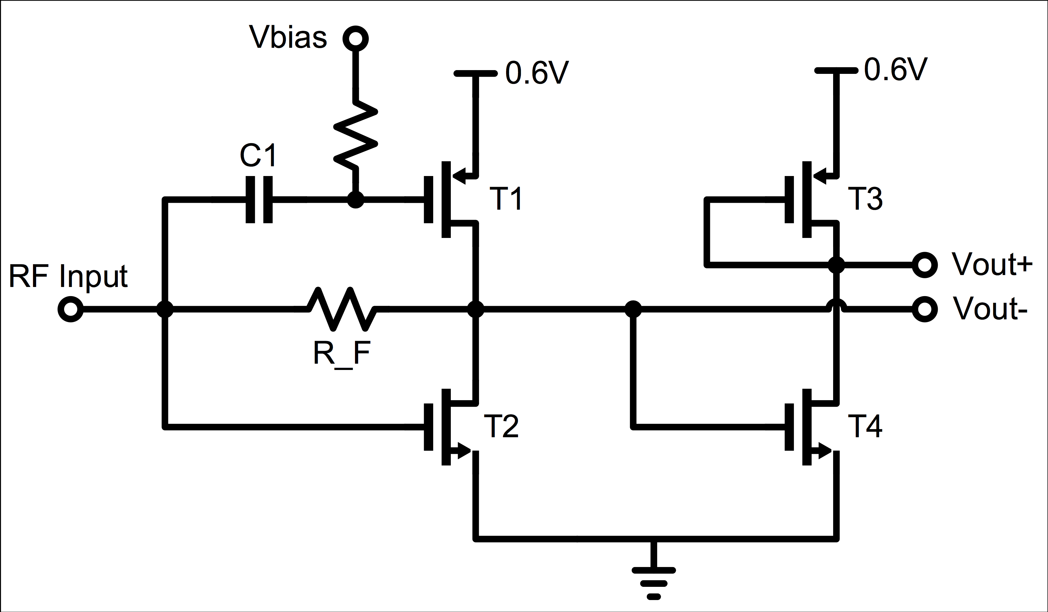 Ic Design Fig1 Circuit Diagram Of 2 Nd Order Band Stop Or Reject Filter Simplified Schematic Lna