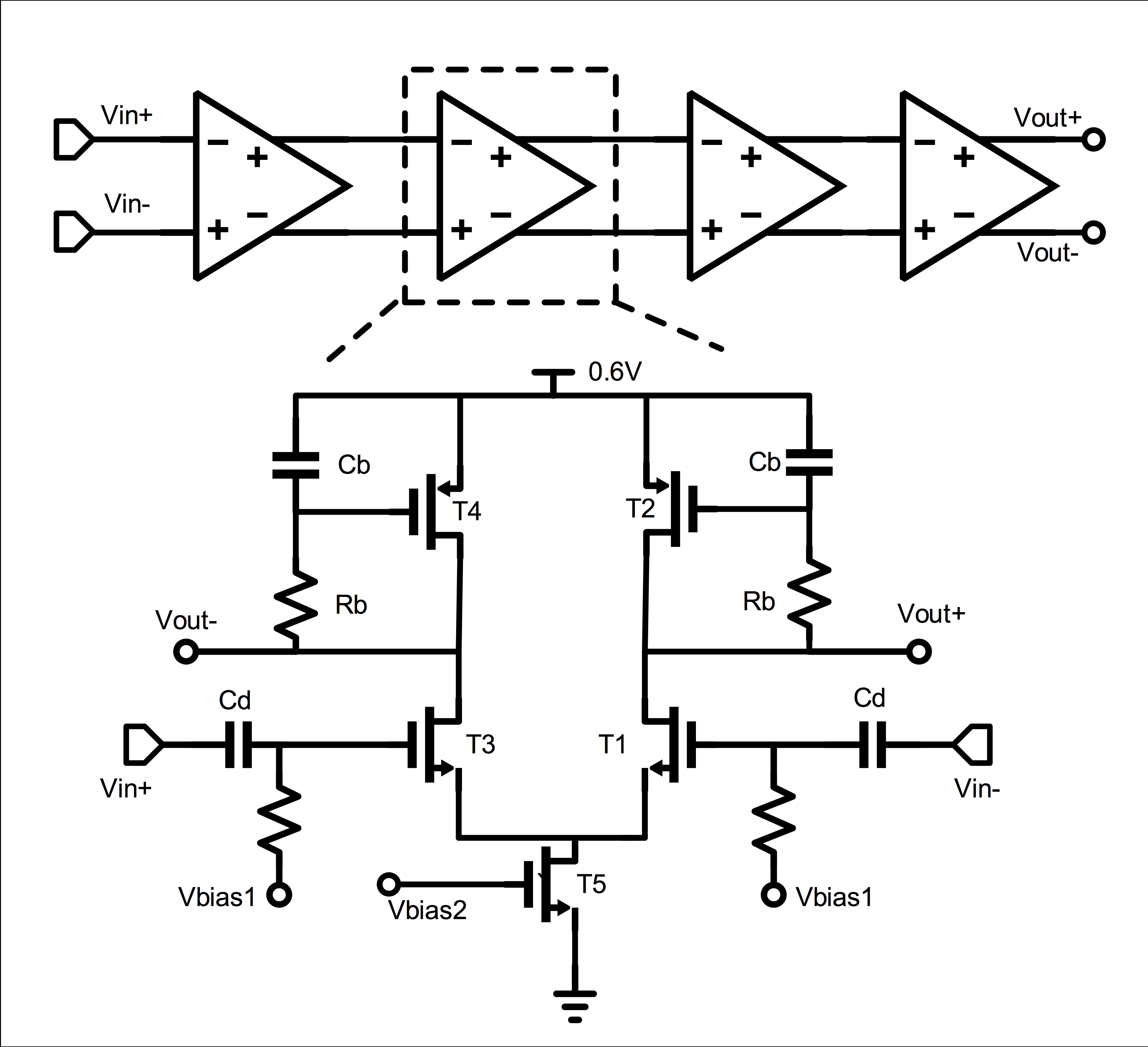Schematic Fm Limiter Vk6wia News Broadcast Transceiver Circuits Fig Simplified Of Limiting Amplifier 3700x3373