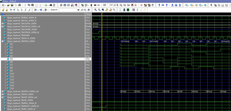 EE6350 VLSI Design Lab Trollstigen FPGA